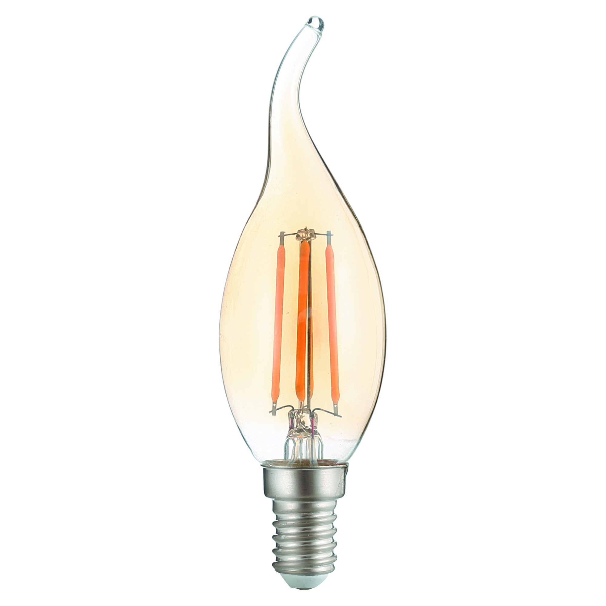 Amber Flame Tip C35
